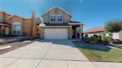 El Paso Single Family Home For Sale: 1440 Cidra Del Sol