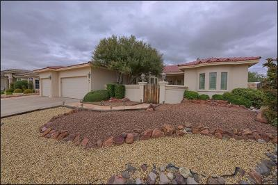 El Paso TX Single Family Home For Sale: $315,000