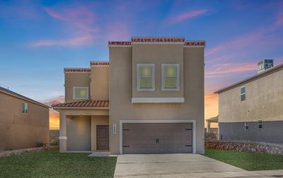 El Paso Single Family Home For Sale: 7829 Enchanted Ridge Avenue