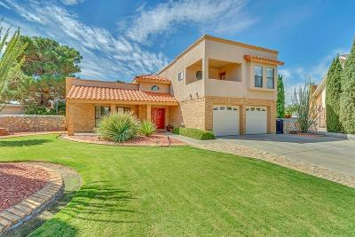 Single Family Home For Sale: 11500 Bobby Fuller Drive