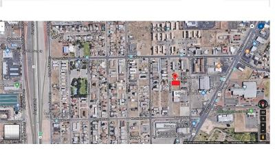 El Paso TX Single Family Home For Sale: $35,000