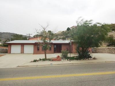 El Paso Single Family Home For Sale: 224 Festival Drive