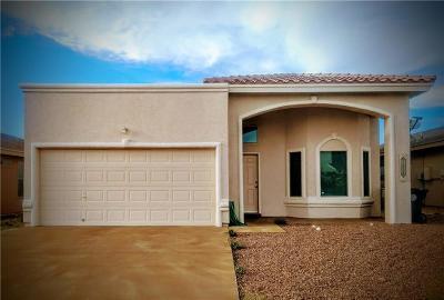 El Paso Single Family Home For Sale: 13021 Martin Forman