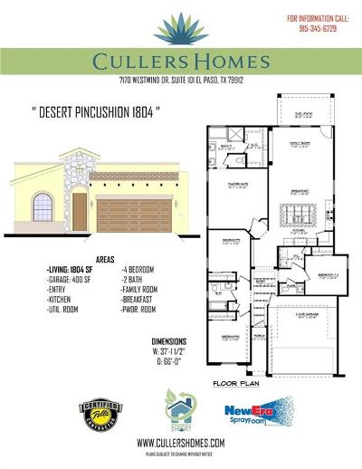 Single Family Home For Sale: 1153 Potterton Place