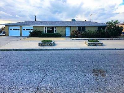 Single Family Home For Sale: 3730 Hamilton