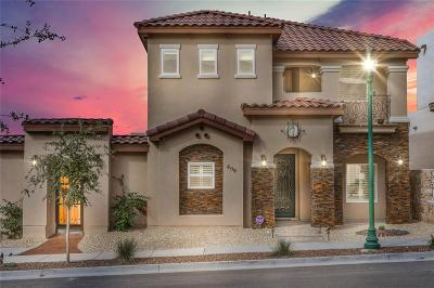 El Paso Single Family Home For Sale: 409 S Festival Drive