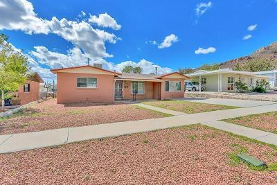 Single Family Home For Sale: 2626 Jackson Avenue