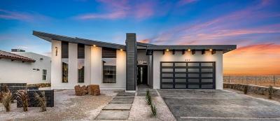 El Paso Single Family Home For Sale: 2717 Tierra Murcia