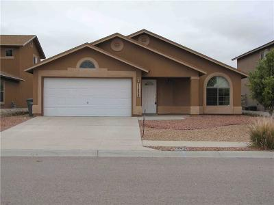 Single Family Home For Sale: 11828 Mesquite Bush Drive