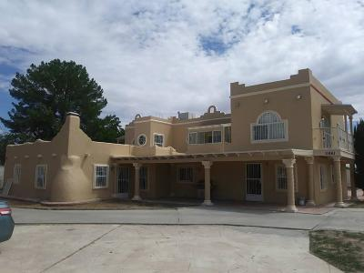 Single Family Home For Sale: 11661 Socorro Road
