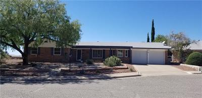 Chaparral Park Single Family Home For Sale: 6739 Mariposa Drive