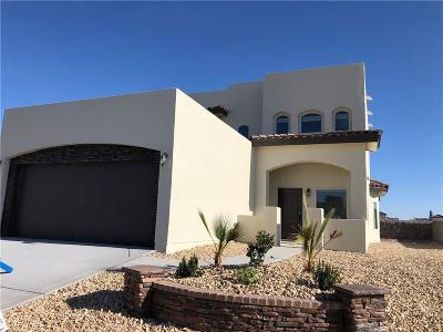 El Paso TX Single Family Home For Sale: $214,500