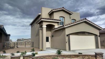 El Paso TX Single Family Home For Sale: $189,500