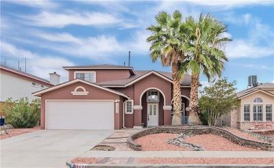 El Paso TX Single Family Home For Sale: $198,500