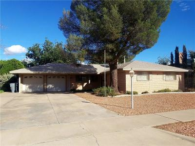 El Paso TX Single Family Home For Sale: $158,700