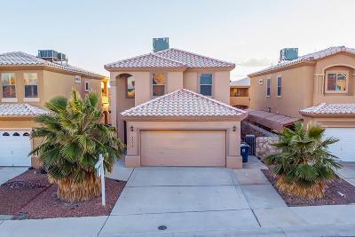 Las Palmas Single Family Home For Sale: 3720 Grand Bahamas Drive