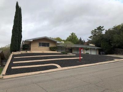 Single Family Home For Sale: 4313 Okeefe Drive