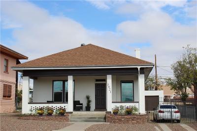 Single Family Home For Sale: 3921 Mountain Avenue