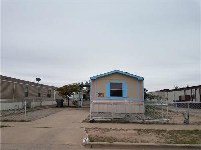El Paso TX Single Family Home For Sale: $45,000