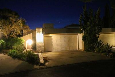 Single Family Home For Sale: 5913 Mira Hermosa Drive