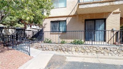 El Paso Condo/Townhouse For Sale: 4614 North Stanton #F-35