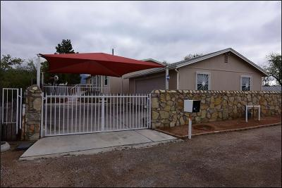 Canutillo Single Family Home For Sale: 1241 Spartan Drive