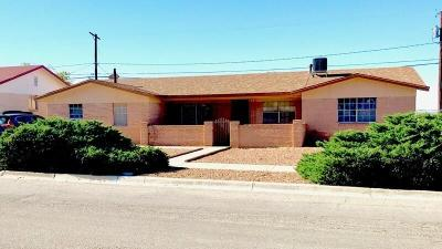 Single Family Home For Sale: 6217 Belton Road