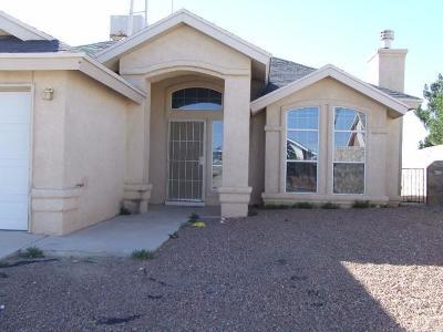 Socorro Rental For Rent: 10754 Spring Valley Cir