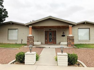 Single Family Home For Sale: 8913 Lait Drive