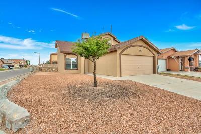El Paso TX Single Family Home For Sale: $143,999