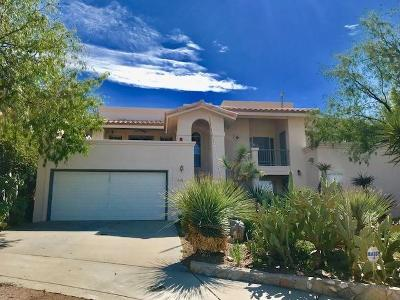 Single Family Home For Sale: 5504 Ventana Del Sol Drive