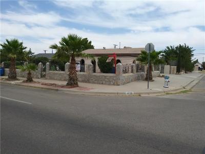 El Paso Multi Family Home For Sale: 3700 Fillmore Avenue #A & B