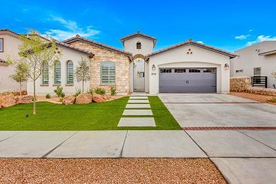 El Paso Single Family Home For Sale: 2705 Tierra Murcia Road