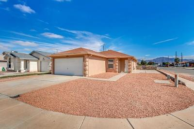 El Paso Single Family Home For Sale: 6200 Rose Colleng Place