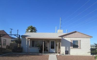 El Paso Single Family Home For Sale: 4105 Payne Circle