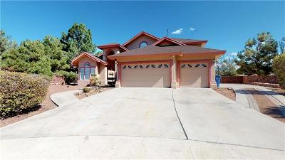 Single Family Home For Sale: 1804 Pueblo Nuevo Circle
