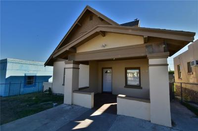 Single Family Home For Sale: 3520 Altura Avenue