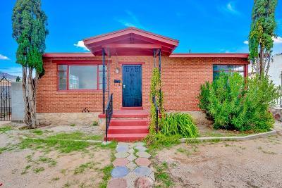 Single Family Home For Sale: 3101 Sacramento Avenue
