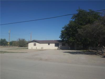San Elizario Single Family Home For Sale: 12203 Glorietta Road