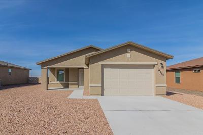 Horizon City Single Family Home For Sale: 14263 Desierto Bonito Street