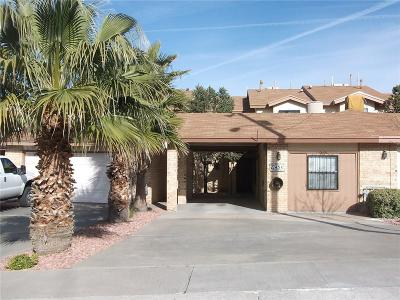 Single Family Home For Sale: 7145 Western Skies Drive
