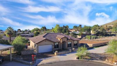 El Paso Single Family Home For Sale: 3715 Laguna Court