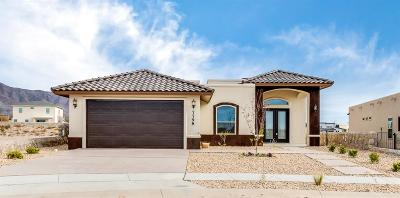 El Paso Single Family Home For Sale: 7798 Enchanted Ridge Drive