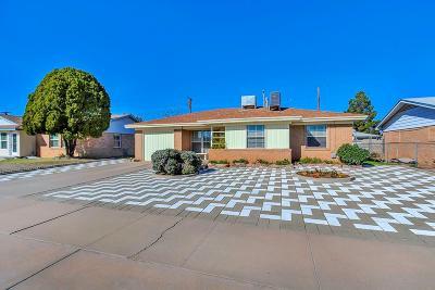 El Paso Single Family Home For Sale: 5629 Prince Edward Avenue