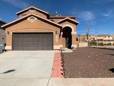 Single Family Home For Sale: 1553 Luz De Sol Drive