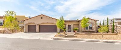 El Paso Single Family Home For Sale: 6572 Contessa Ridge Drive