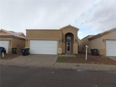 Single Family Home For Sale: 3745 Coco Palm