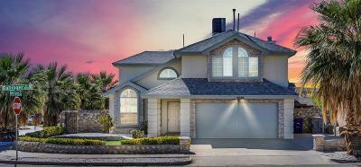El Paso TX Single Family Home For Sale: $179,000