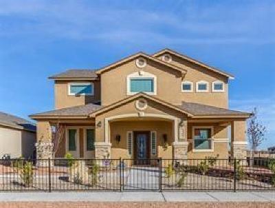 El Paso Single Family Home For Sale: 2140 Thomaslackland Street