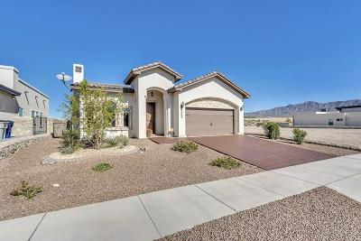 El Paso Single Family Home For Sale: 7869 Enchanted Circle Drive